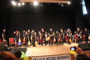 Şelale Müzik Merkezi 2015 konseri.