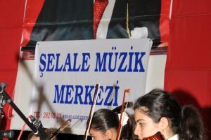 Şelale Müzik Merkezi 2012 konseri.
