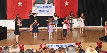 şelale müzik kursu video