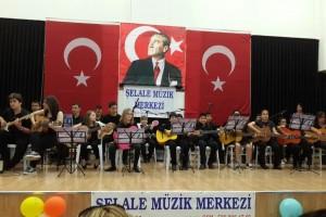 Şelale Müzik Merkezi 2014 konseri.